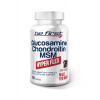 Glucosamine + Chondroitin + MSM Hyper Flex (120таб)